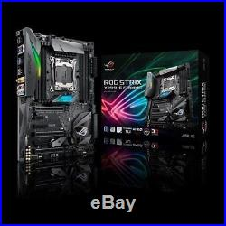 Asus ROG STRIX X299-E Gaming Intel LGA2066 Wi-Fi PCI-E SATA 6Gbps Motherboard