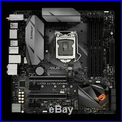 Asus ROG STRIX Z270G GAMING Motherboard CPU i3 i5 i7 LGA1151 Intel DDR4 HDMI DP