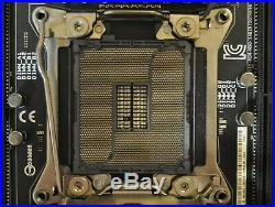 Asus TUF Sabertooth X99 LGA 2011-v3 Intel SATA 6Gb/s ATX Motherboard G9M
