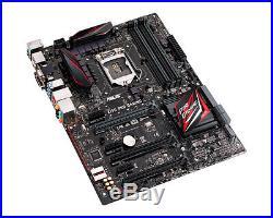 Asus Z170 Pro Gaming ATX Computer Motherboard LGA1151 Z170 DDR4 SATA PCI Express