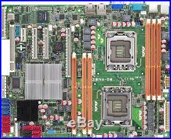 Asus Z8NA-D6 Motherboard VGA SATA3 PCI-E 3 0 LGA 1366 | Pci