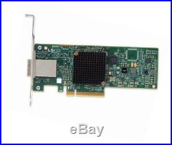 Avago / LSI LSI00343 9300-8e 12Gbps 8 Port SAS SGL PCI-E Host Bus Adaptor