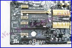 BRAND NEW Asus Z87-Pro (V-Edition) LGA 1150 ATX Motherboard Kit