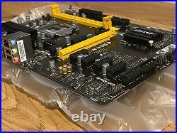 Biostar TB250-BTC+ LGA 1151/H4 Mainboard Top Zustand Garantie