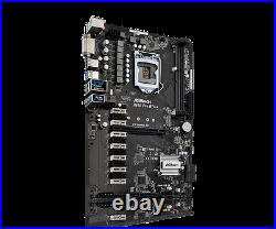 Brand New ASRock H110 Pro BTC+ Mining Motherboard with 13 PCI Express Slots