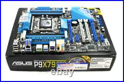 BrandNew for ASUS P9X79 PRO Motherboard LGA 2011 Intel X79 DDR3 ATX withRetail Box