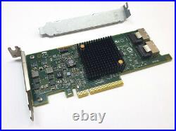 Broadcom 9207-8i SAS2308 6G SATA SAS HBA PCIe x8 Avago LSI 9217-8i RAID IT Mode