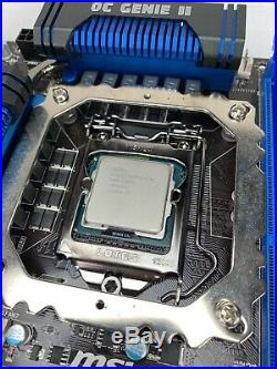 Bundle MSI Z77A-GD65 Intel Motherboard LGA1155 DDR3 ATX +3570k +16 GBDDR3 1600