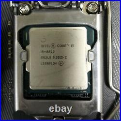 COMBO ASUS Rog Strix Z270H Gaming + i5-6600 3.3Ghz 4C 6M/L3, LGA1151 +IO-Shield