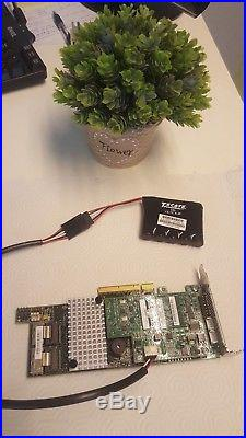 Cisco UCS-RAID9271CV-8I Host Bus Adapter RAID PCI-E SATA/SAS 8-Port 6Gbps V05 HH