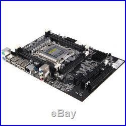 Computer Motherboard USB3.0 PCI-E 16X For Intel X79 SOCKET LGA 2011 DDR3 E5