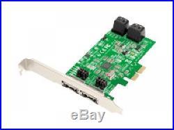 Cont PCI-E DAWICONTROL DC-624e 2x SATAIII+2x eSATA RAID (LP) Retail