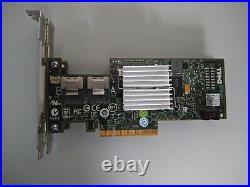 DELL H200 FLASHED LSI 9211-8i IT MODE P20 SAS2008 ZFS UNRAID TRUENAS WINDOWS PC