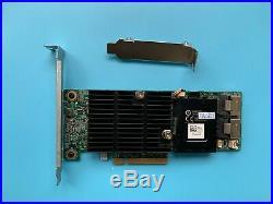 DELL PERC H710 ADAPTER 512MB CACHE 6Gbp/s SAS controller raid PCIE PN 0VM02C