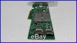 DELL POWEREDGE SERVER RAID PERC H310 6Gbps SAS SATA PCI T3600 T5600 T7600