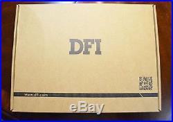 DFI ITOX HD620-H81X Intel Socket 1150 ATX Motherboard 10 COM 2 ISA 4 PCI, 2 PCIe
