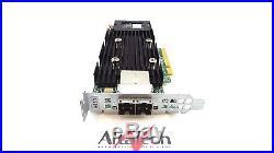 Dell NR5PC PERC H830 RAID Controller Card 2GB Cache 12Gb/s SFF-8644 PCI-E LP