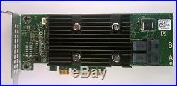 Dell PERC H330 Adapter 12Gb/s RAID 0,1,10,5,50, JBOD iMR MegaRAID SAS3008 75D1H
