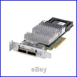 Dell PERC H810 8 PORT SAS 6GB/s RAID Controller 1GB Cache PCI-E HH VV648