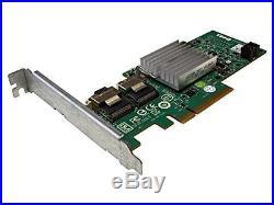 Dell Perc H200 PCI-E SAS RAID Controller 47MCV