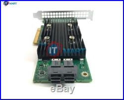 Dell Perc H330 12gb Sas 6gb SATA Pci-e Raid Controller Card 4y5h1