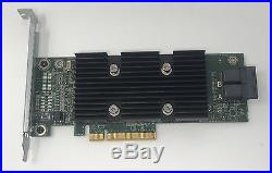 Dell PowerEdge PERC H330 PCI-e RAID Controller 12Gb SAS 6Gb SATA 4Y5H1