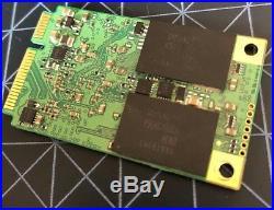 Dell Samsung MZ-MPC256D 256GB mSATA PCI-E SATA3 SSD Drive