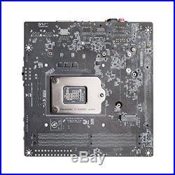EVGA Motherboard 111-KS-E272-KR Intel Z270 LGA1151 DDR4 SATA PCI Expres mini-ITX
