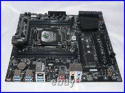 EVGA X299 Micro LGA2066 DDR4 USB3.1 Type-C M. 2 mATX Motherboard Latest Bios 1.24