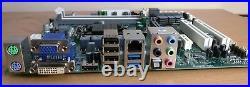 Ecs H77h2-m(h77h2-wm) Intel Lga1155 H77 Ddr3 Sata3 6gbs Desktop Motherboard