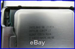 Evga X58 SLI, (132-BL-E758) Motherboard combo + cpu i7-930 2.8ghz quad core