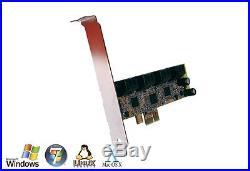 Exsys EX-3509 PCI Express Controller SATA III für bis zu 8 HDD und SSD Drives