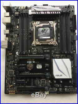 FOR ASUS X99-E Motherboard supports E5 V3 V4 LGA 2011-v3 Intel X99 Tested