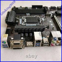 FOR MSI Z270-A PRO Motherboard LGA1151 DDR4 ATX 64GB INTEL I3 I5 I7