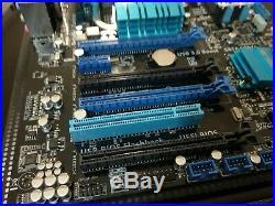 FX-8350 CPU + ASUS M5A99FX Pro R2.0 + 16GB HyperX 1866Mhz RAM