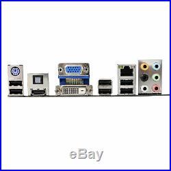 For ASUS P5QL-VM EPU REV. 1.02G G43 Desktop Motherboard DDR2 Intel LGA775 UATX
