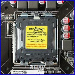 For ASUS P5QL-VM EPU REV. 1.02G Motherboard DDR2 Intel G43 LGA775 UATX