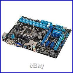 For ASUS P8B75-M LX PLUS Intel Socket LGA 1155 Micro ATX PC Motherboard DDR3