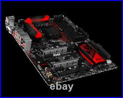 For MSI Z170A GAMING M5 LGA 1151 Game Tested M. 2 interface DDR4 64G Motherboard