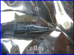 GA-Z170-HD3 DDR3 Motherboard GigaByte ATX PCI Intel Z170 LGA1151 DDR3L HDMI