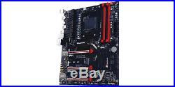 GIGABYTE GA-990FX-GAMING ATX AM3+ DDR3 2PCI-E16 3PCI-E1 SATA3 USB 3.1 CrossFi