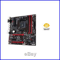 GIGABYTE GA-AB350M-Gaming 3 AM4 Socket DDR4 Micro ATX Motherboard REV 1.0