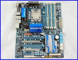 GIGABYTE GA-EX58-UD5 Intel X58 LGA 1366 Motherboard withXeon X5650 6-Core CPU