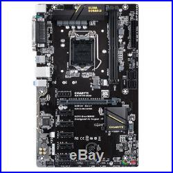 GIGABYTE GA-H110-D3A DDR4 LGA 1151 H110 6GPU 6PCIE mining machine Motherboard