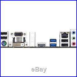 GIGABYTE GA-H110N LGA1151 Intel H110 DDR4 PCI-E Mini-ITX Motherboard 2926
