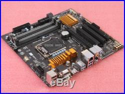 GIGABYTE GA-H97M-D3H Motherboard Intel H97 LGA 1150 Socket H3 Micro ATX DDR3