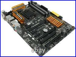 GIGABYTE GA-Z97X-UD3H LGA 1150 Intel Z97 HDMI SATA 6Gb/s USB 3.0 Motherboard