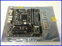 GIGABYTE Motherboard GA-Q87M-MK Intel LGA 1150 USB 3.0 MicroATX with IO shield