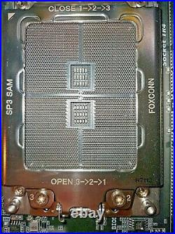 GIGABYTE X399 AORUS PRO AMD Ryzen Thread Ripper TR4/ATX CPU PINS, SEE PICS