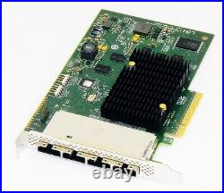 Genuine LSI 9201-16e LSI00276 6Gb/s JBOD 16-Port PCI-E 2.0 x8 SATA/SAS-2 EXT HBA